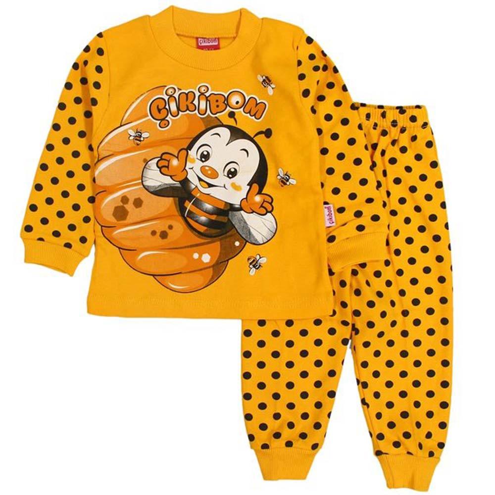 pijama albinuta