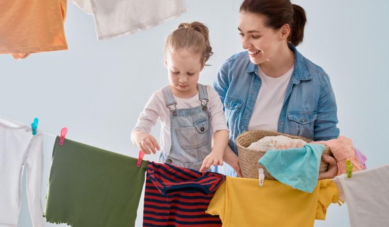 ingrijire haine material organic bebelus