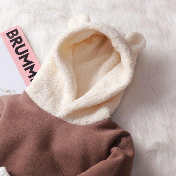 Trening pentru bebelusi cu urechi de ursulet
